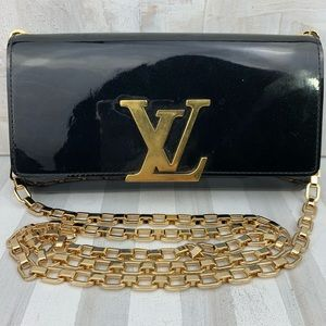 Louis Vuitton Louise Chained Wallet